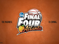 NCAA 2013 Final Four Logo 1920x1200 Wallpaper