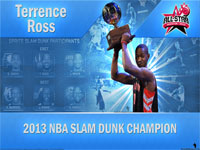 Terrence Ross 2013 NBA Slam Dunk Champion 2560x1600 Wallpaper