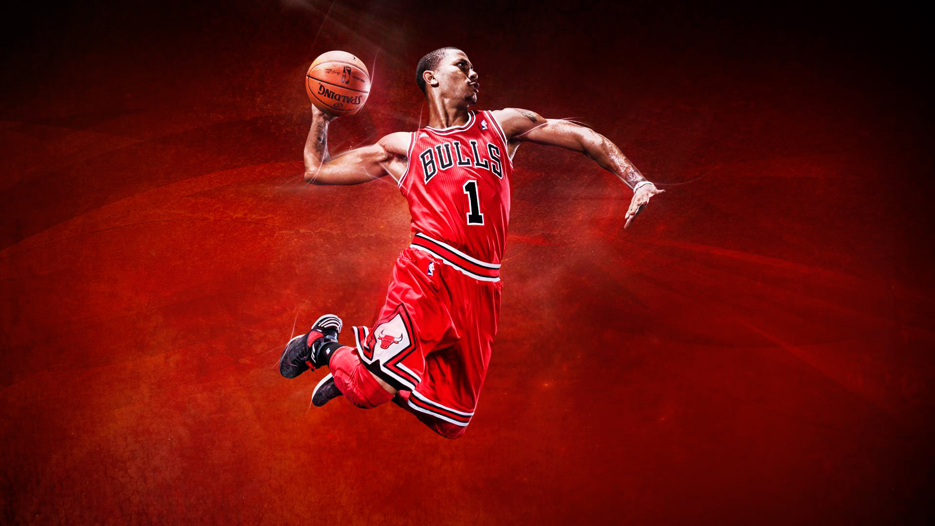 95ee88b7a82e Derrick Rose Return Is Back 2013 1920×1080 Wallpaper