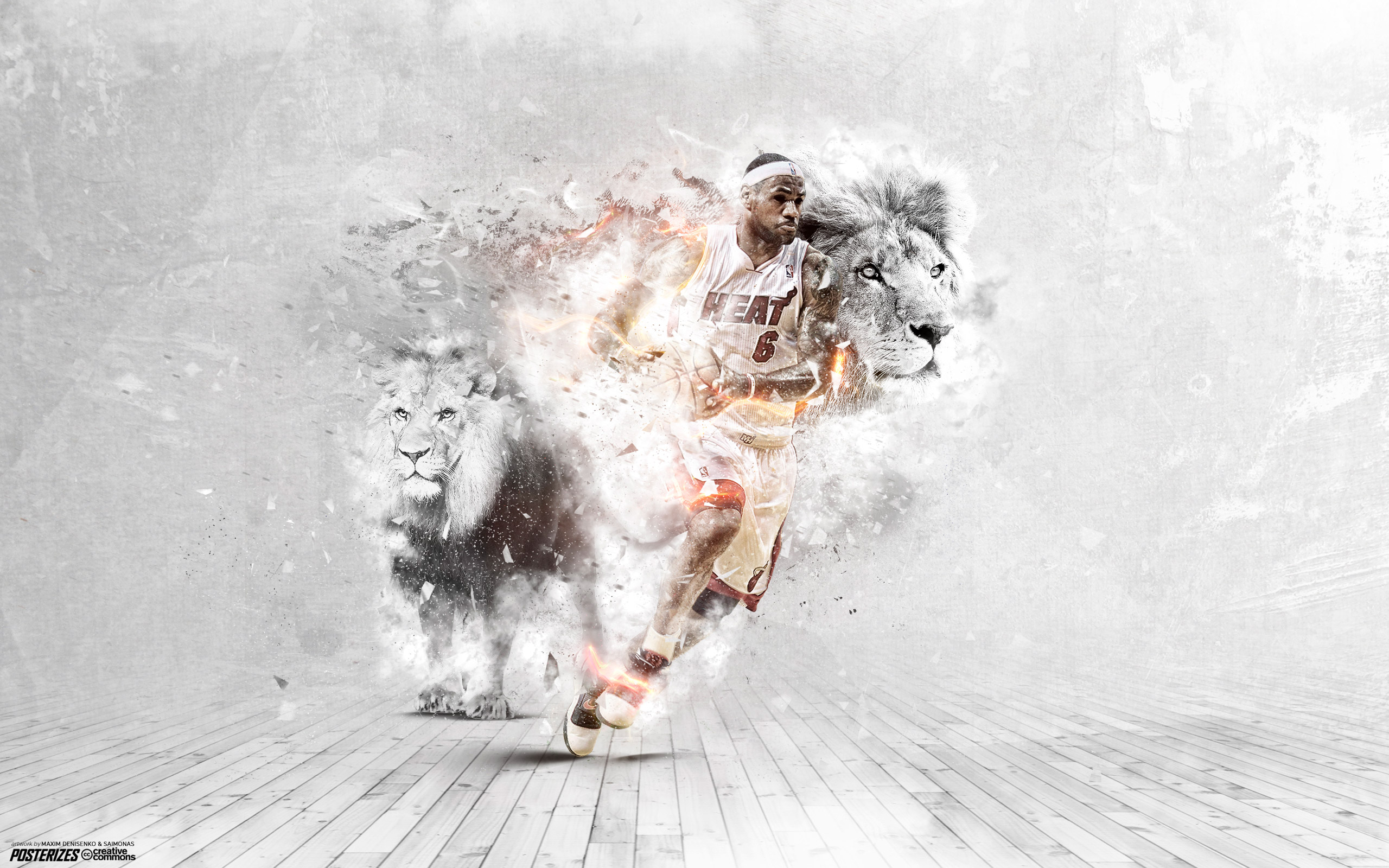 lebron james chrome desktop wallpapers & browser themes - brand thunder