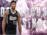 DeMarcus Cousins Sacramento Kings 2560x1600 Wallpaper