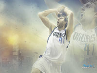 Dirk Nowitzki Dallas 2014 1680x1050 Wallpaper