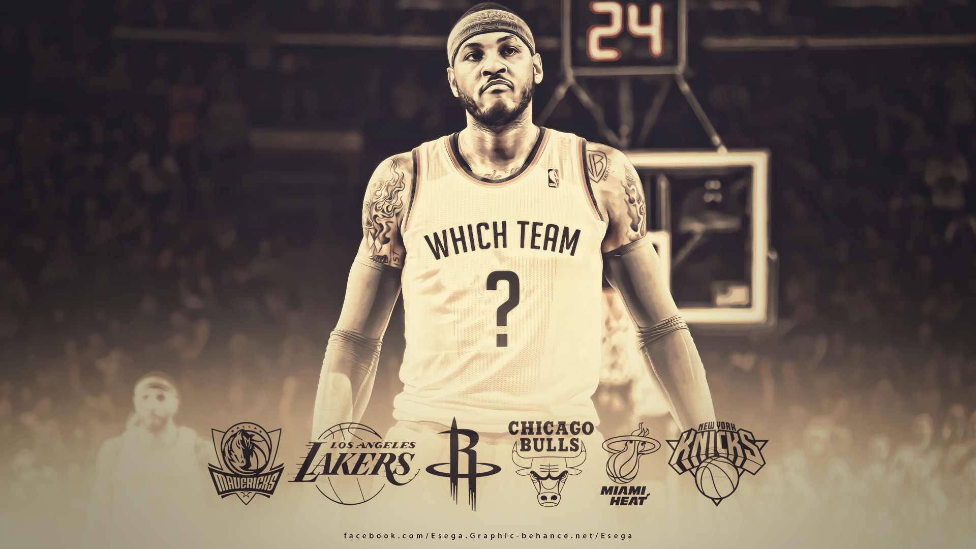 Carmelo anthony 2014 free agency wallpaper basketball wallpapers carmelo anthony 2014 free agency wallpaper voltagebd Images