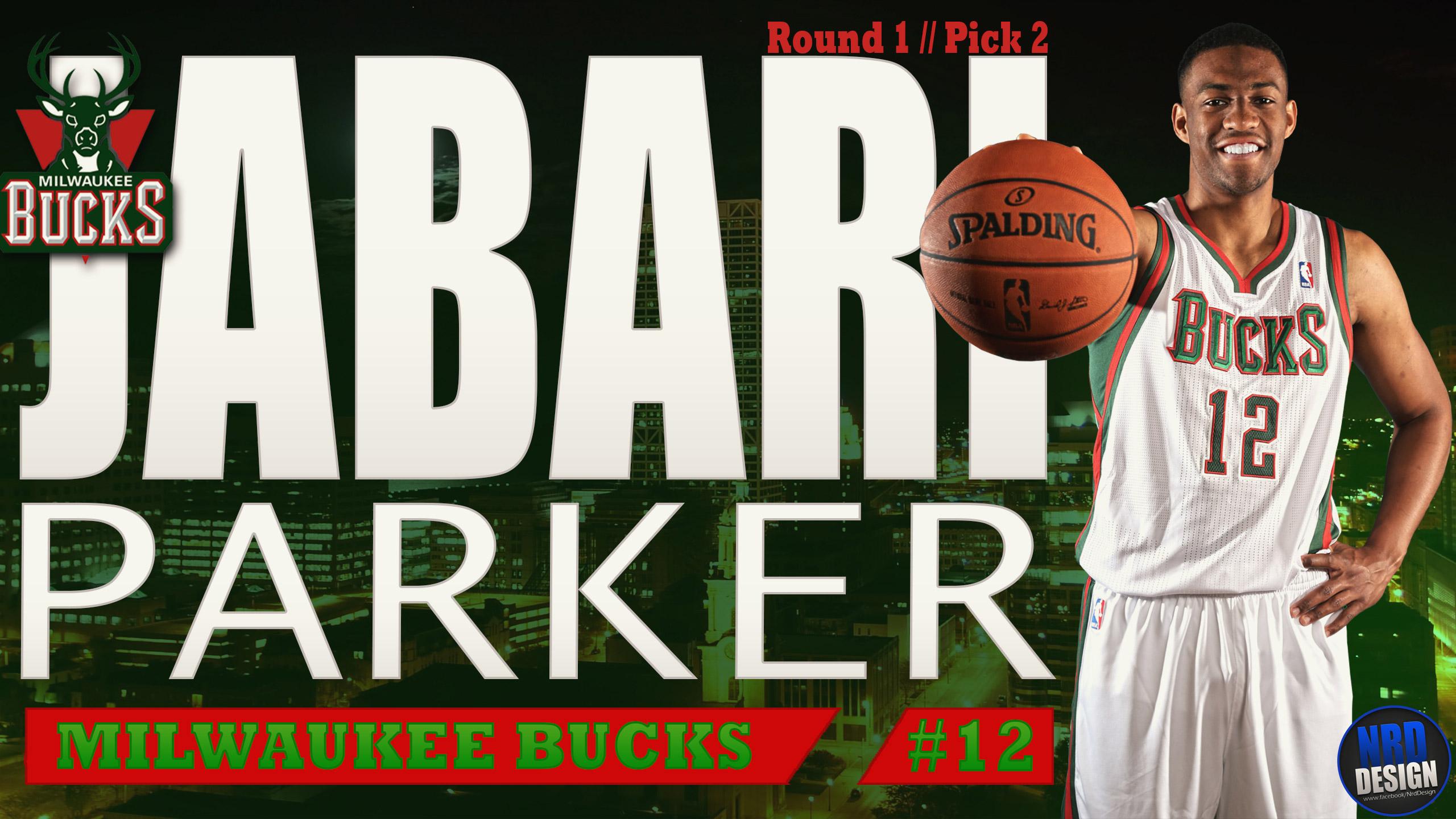 Jabari Parker 2014 Milwaukee Bucks Wallpaper | Basketball ...
