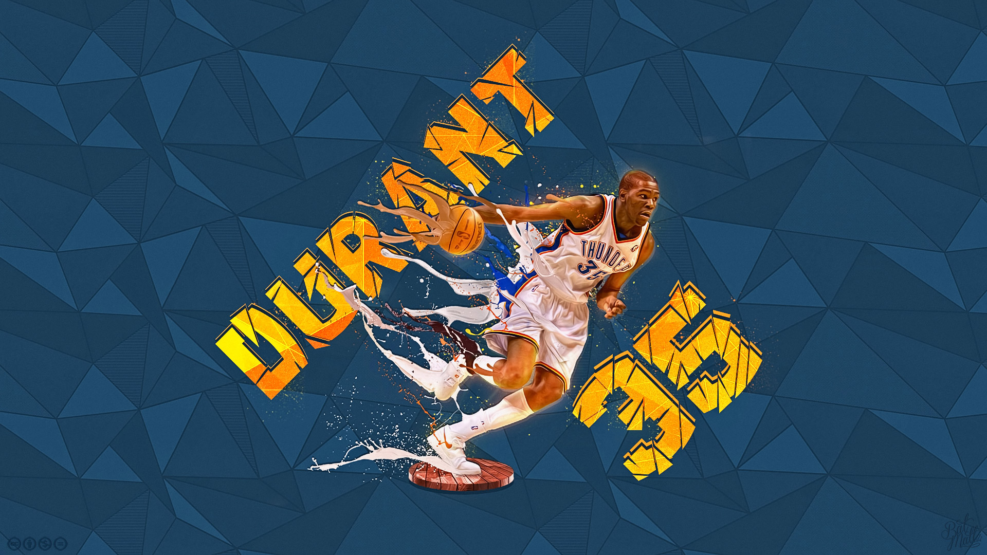 Kevin Durant 2014 1920×1080 Wallpaper | Basketball ...