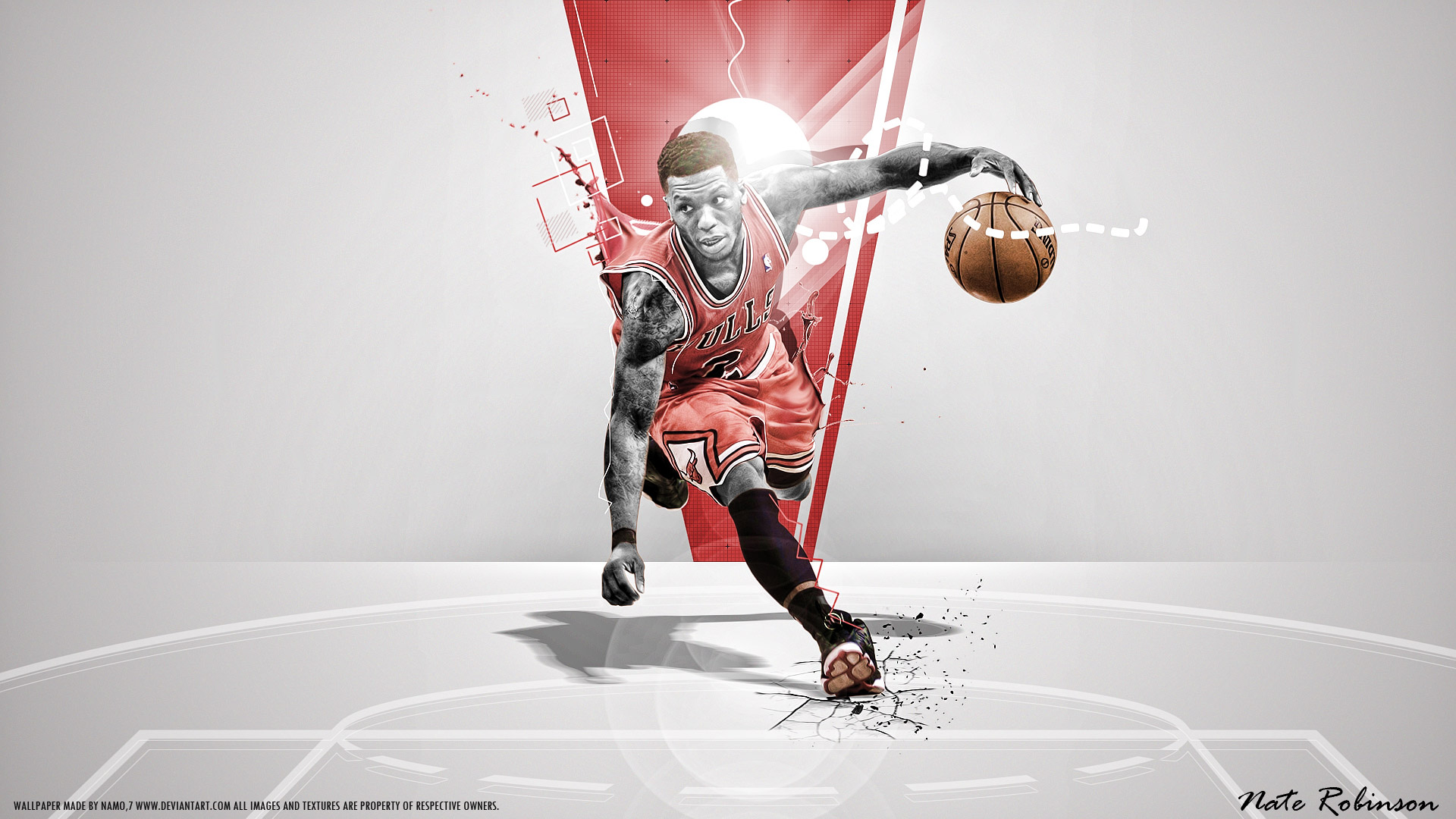 knicks nate robinson wallpaper - photo #34