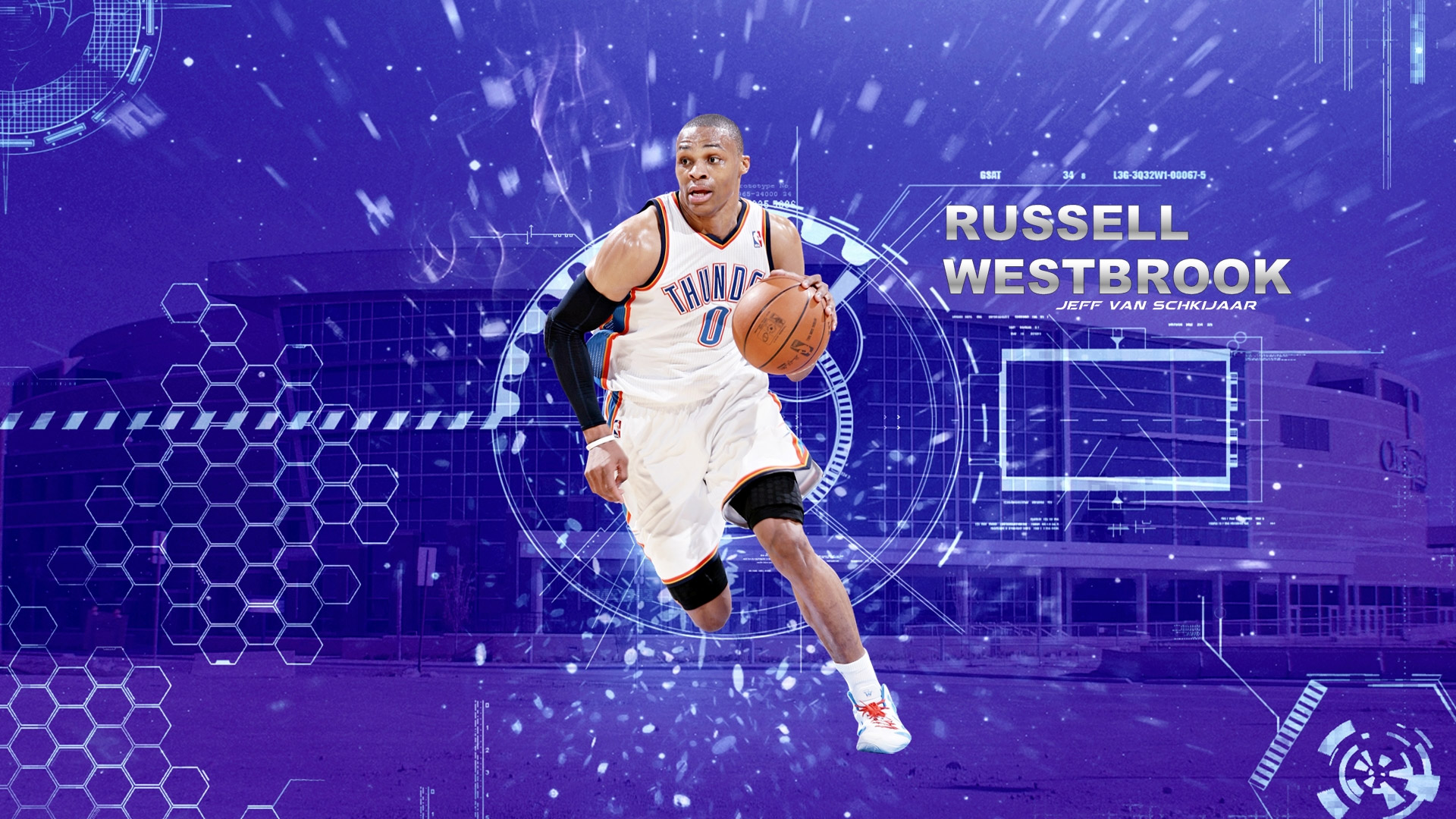 Russell Westbrook Wallpapers 2015