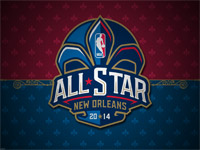 2014 NBA All-Star Logo 1920x1080 Wallpaper