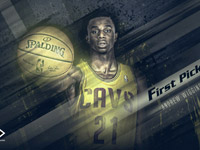 Andrew Wiggins Cavs First Pick 2014 Wallpaper