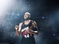 Charles Barkley Phoenix Suns Wallpaper