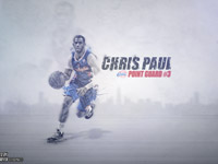 Chris Paul LA Clippers 2014 Wallpaper