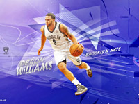 Deron Williams Nets 2014 Wallpaper
