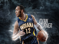 Evan Turner Indiana Pacers 2014 Wallpaper