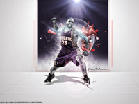 Jason Richardson Phoenix Suns 2014-2015 Wallpaper
