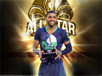 Kyrie Irving 2014 NBA All-Star MVP Wallpaper