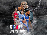 Los Angeles Clippers 2014 Wallpaper