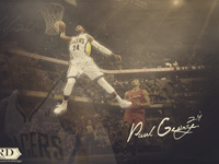 Paul George 2014 Slam Dunk 2560x1600 Wallpaper