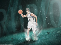 Ricky Rubio 2014 2880x1800 Wallpaper