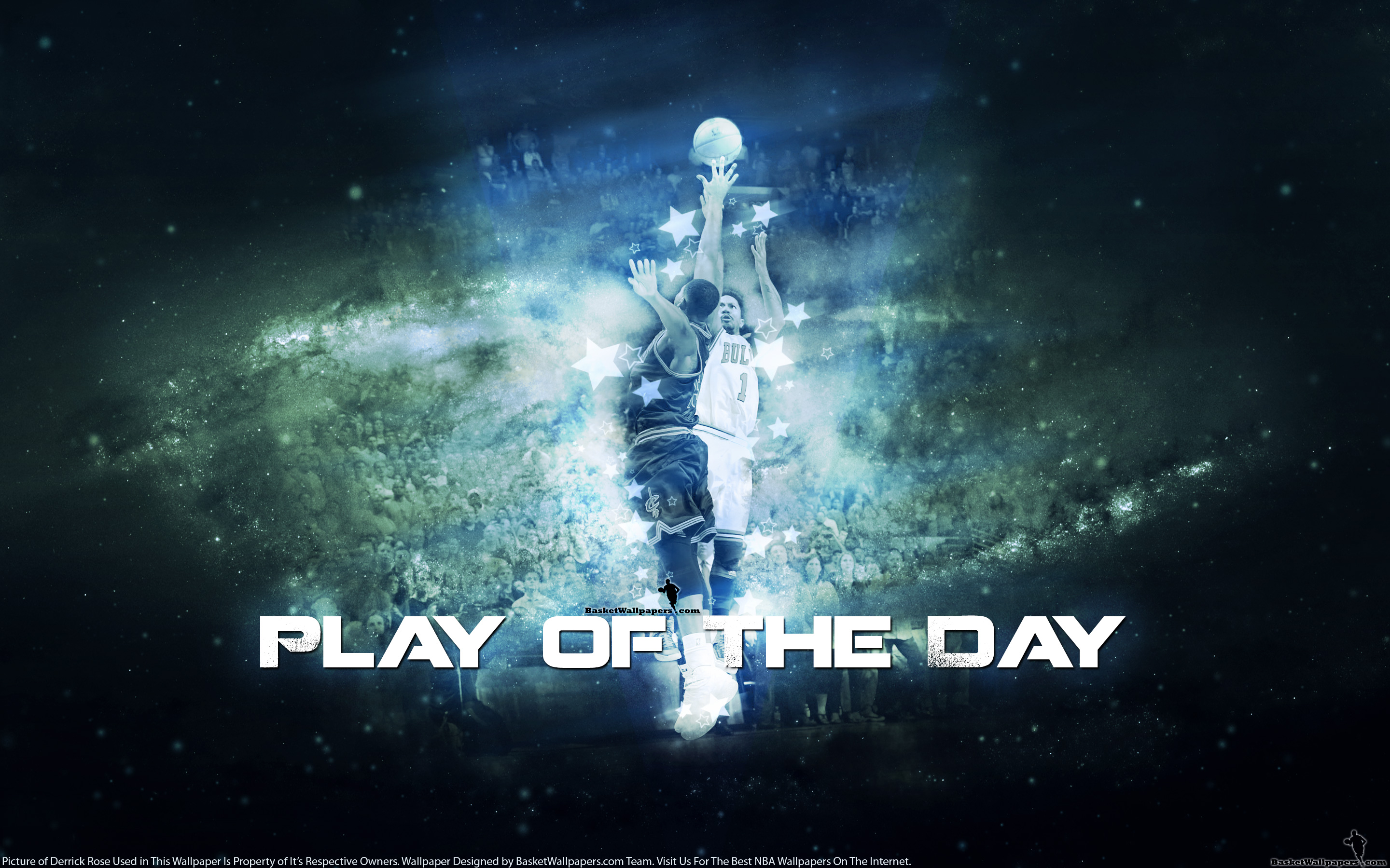 Derrick Rose 8 May 2015 Play Of The Day Wallpaper