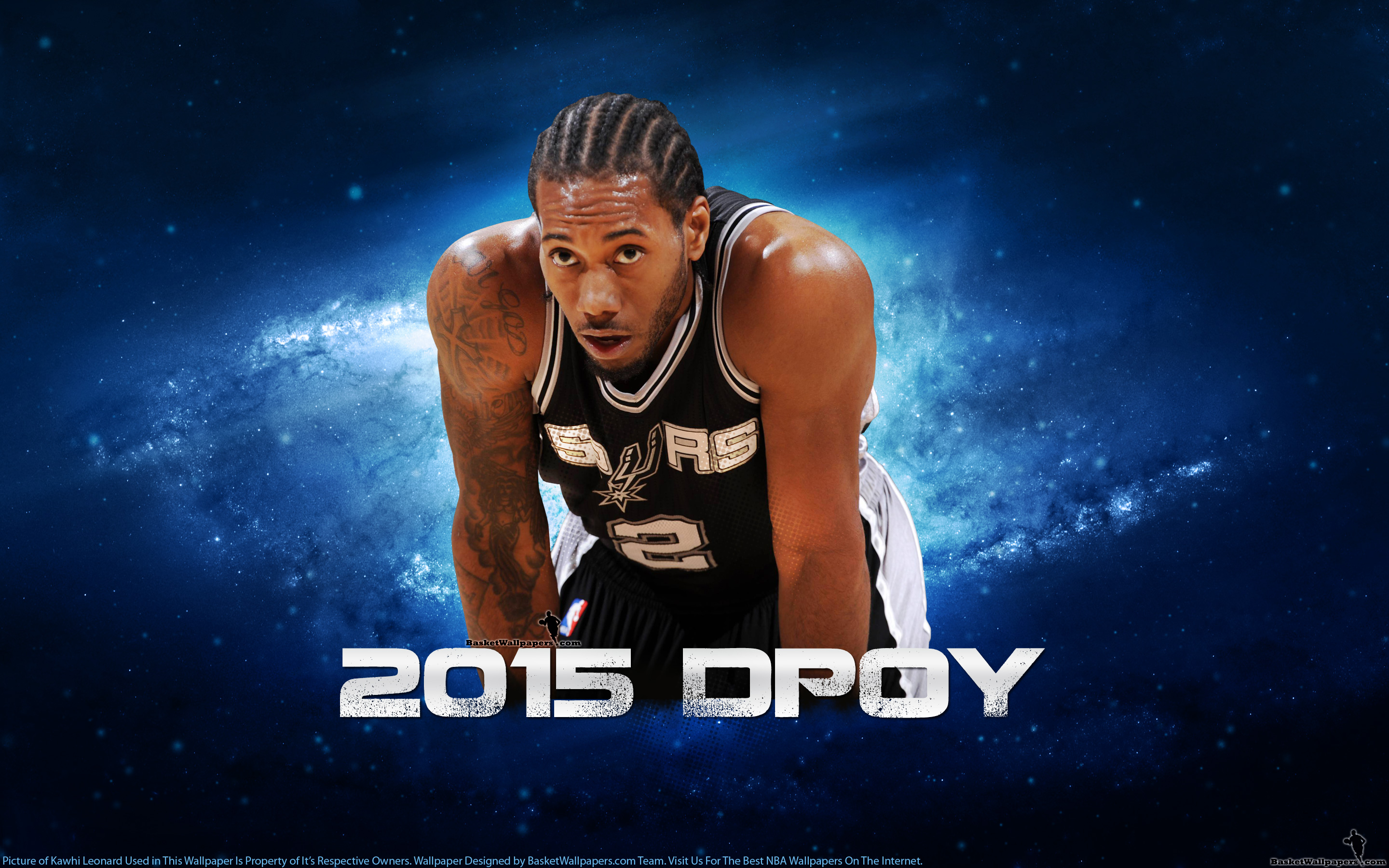 Kawhi Leonard 2015 NBA DPOY Wallpaper | Basketball ...