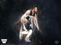 Mike Conley Memphis Grizzlies 2015 Wallpaper