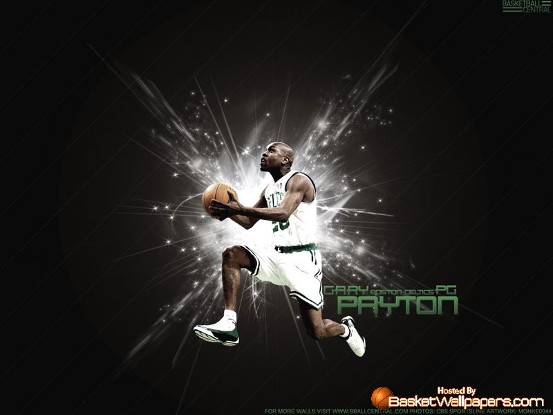 celtics wallpapers. Gary Payton Wallpaper