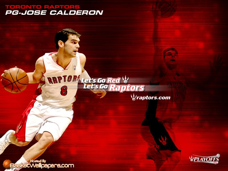 basketball wallpapers. Jose Calderon Wallpaper