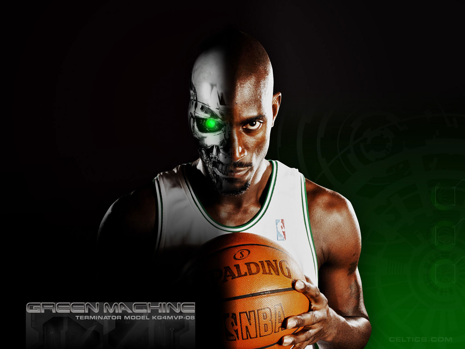 I have found two new wallpapers on Celtics.com yesterday and today i'm