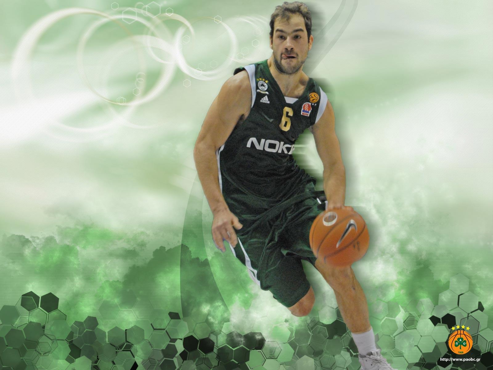 Vasileios Spanoulis PAO Wallpaper