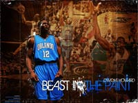 Dwight Howard 12 Wallpaper