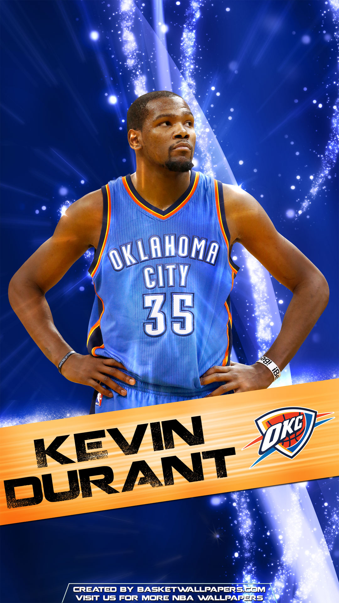 Kevin Durant Wallpapers 2016