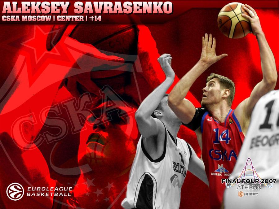 Aleksey Savrasenko Wallpaper