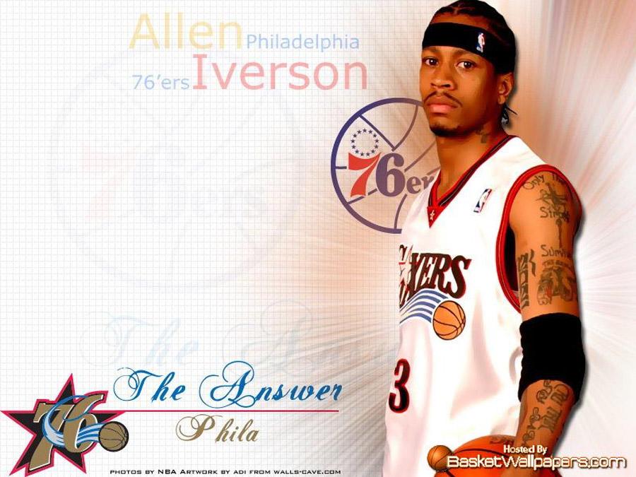 Allen Iverson Wallpaper