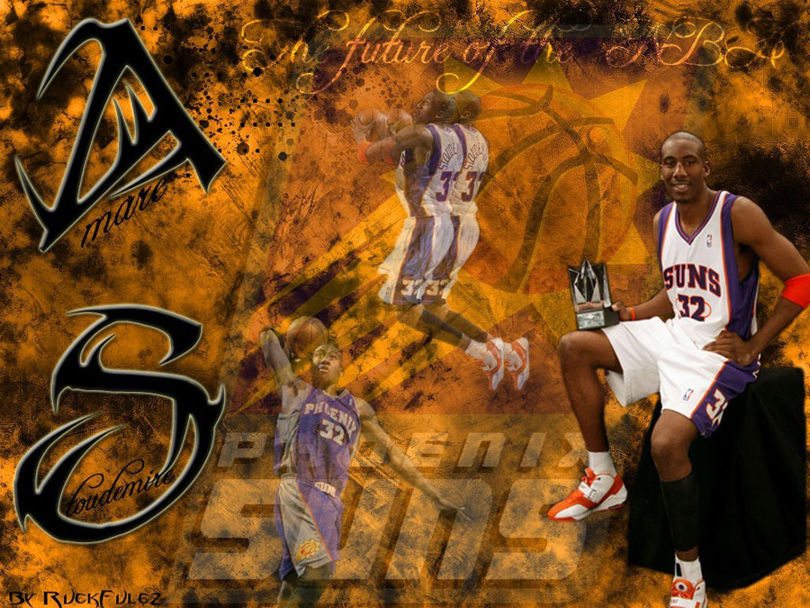 Amare Stoudemire Cool Wallpaper