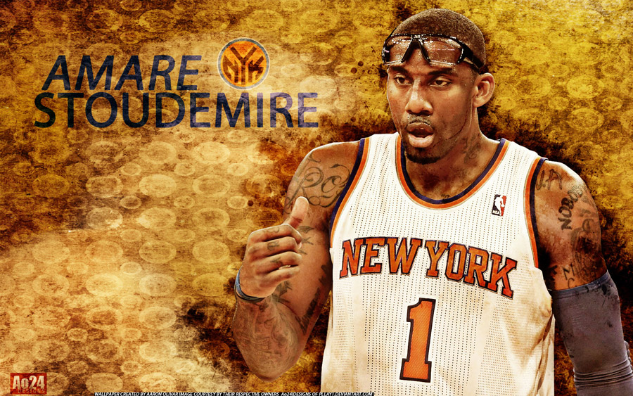 Amare Stoudemire Knicks 2013 1920x1200 Wallpaper