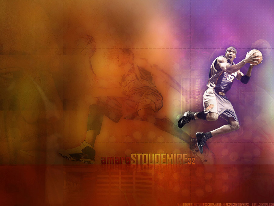 Amare Stoudemire Suns 32 Wallpaper