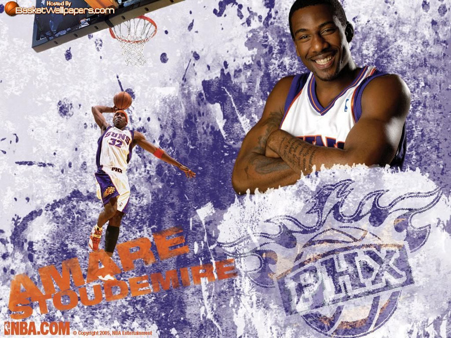 Amare Stoudemire Wallpaper