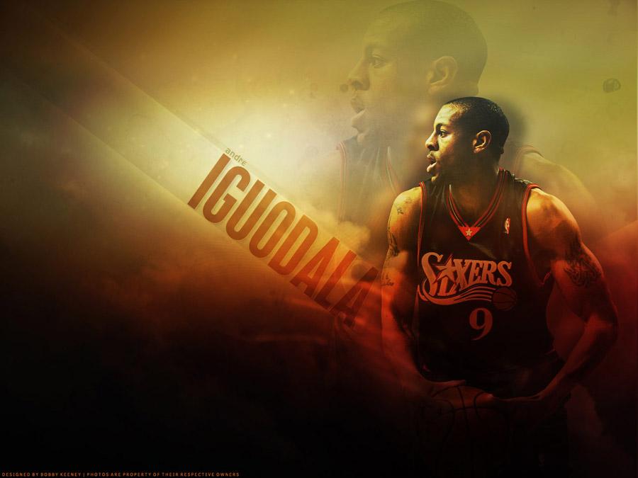 Andre Iguodala 76ers Wallpaper