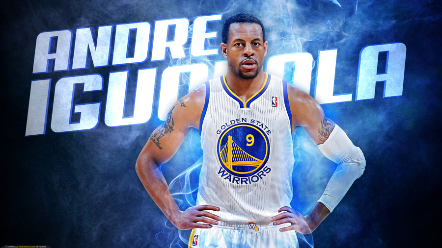 Andre Iguodala Golden State Warriors 2560x1440 Wallpaper