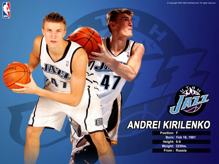 Andrei Kirilenko Wallpaper