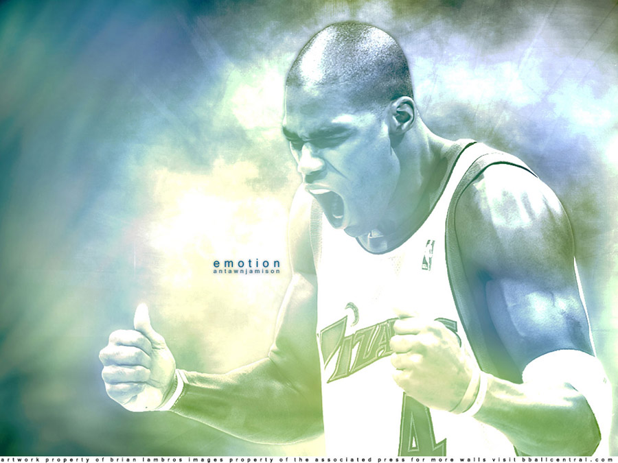 Antawn Jamison Emotion Wallpaper