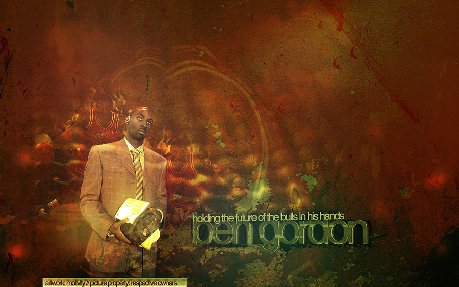 Ben Gordon Widescreen Wallpaper
