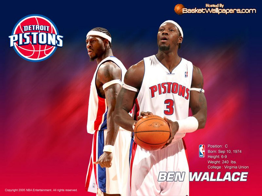 Iphone wallpaper lebron james - Ben Wallace Wallpapers Basketball Wallpapers At
