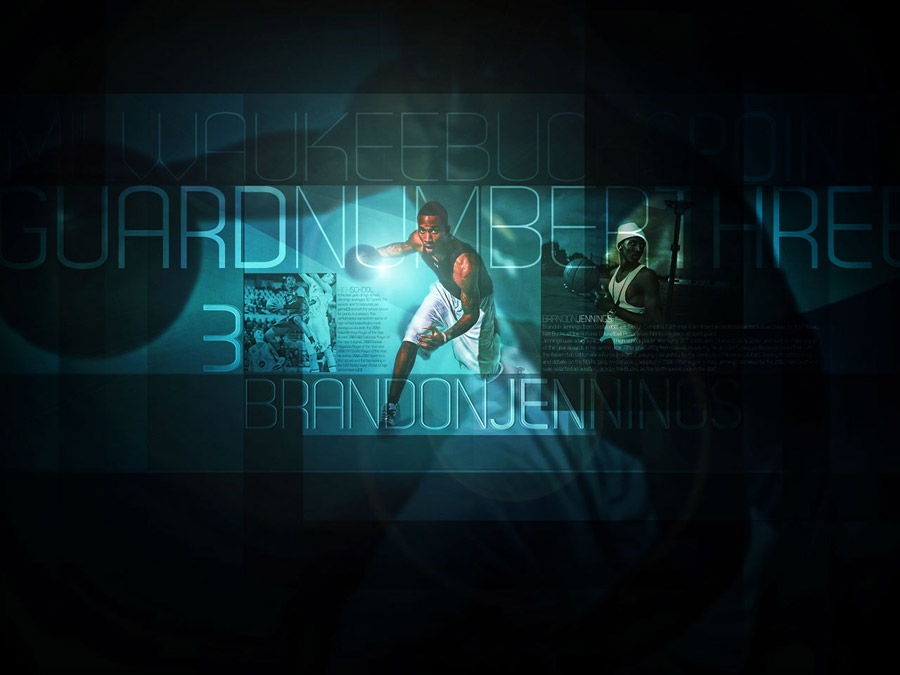 Brandon Jennings Wallpaper