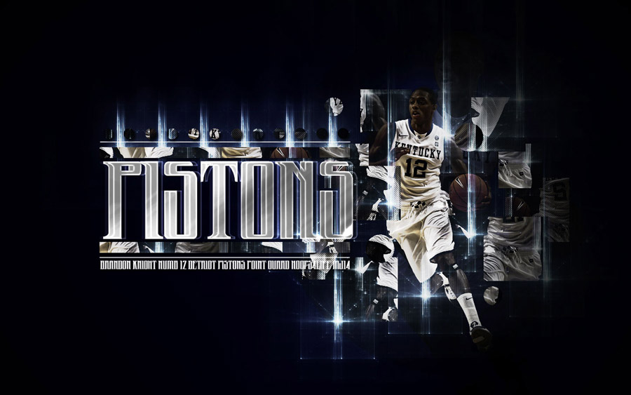 Brandon Knight Kentucky Widescreen Wallpaper