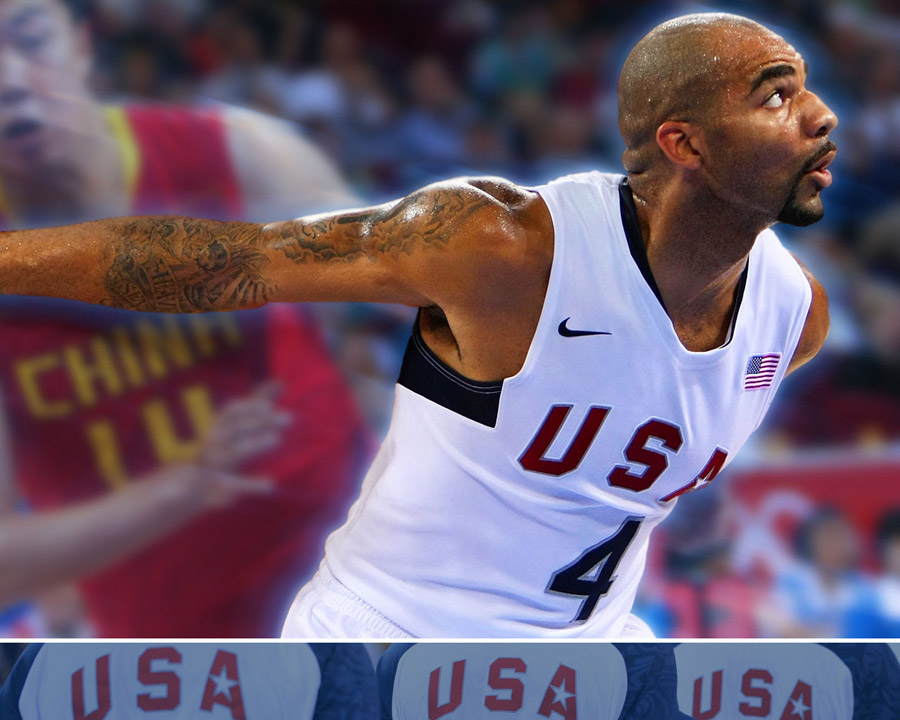 Carlos Boozer Dream Team Wallpaper