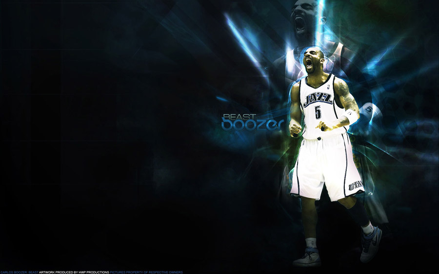 Carlos Boozer Widescreen Wallpaper