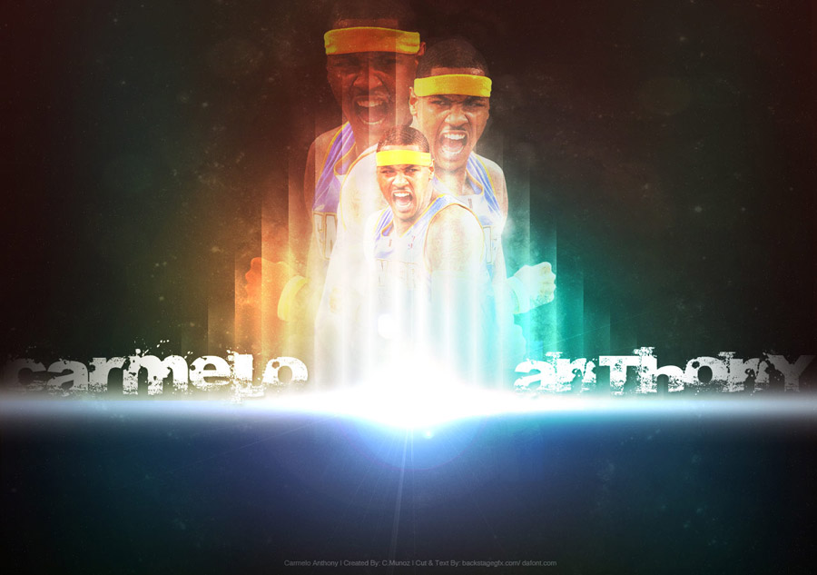 Carmelo Anthony 1280x900 Wallpaper