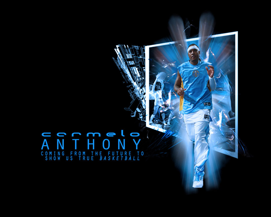 Carmelo Anthony Future Wallpaper