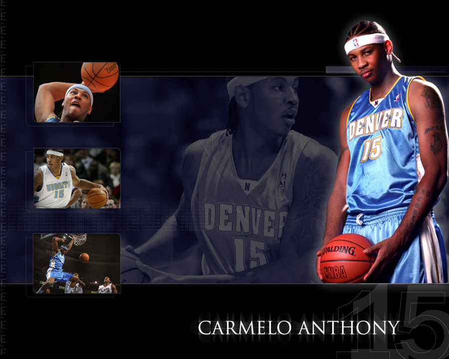 Carmelo Anthony Cool Wallpaper
